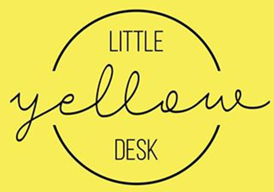 Little Yellow Desk