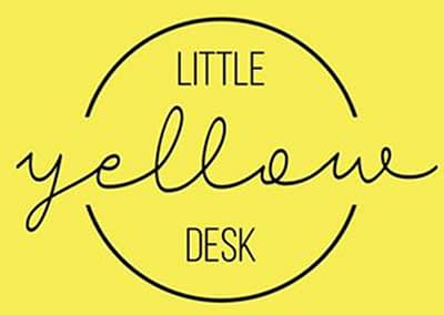 Little Yellow Desk