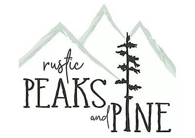 Rustic Peaks & Pine