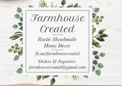 Farm House Created