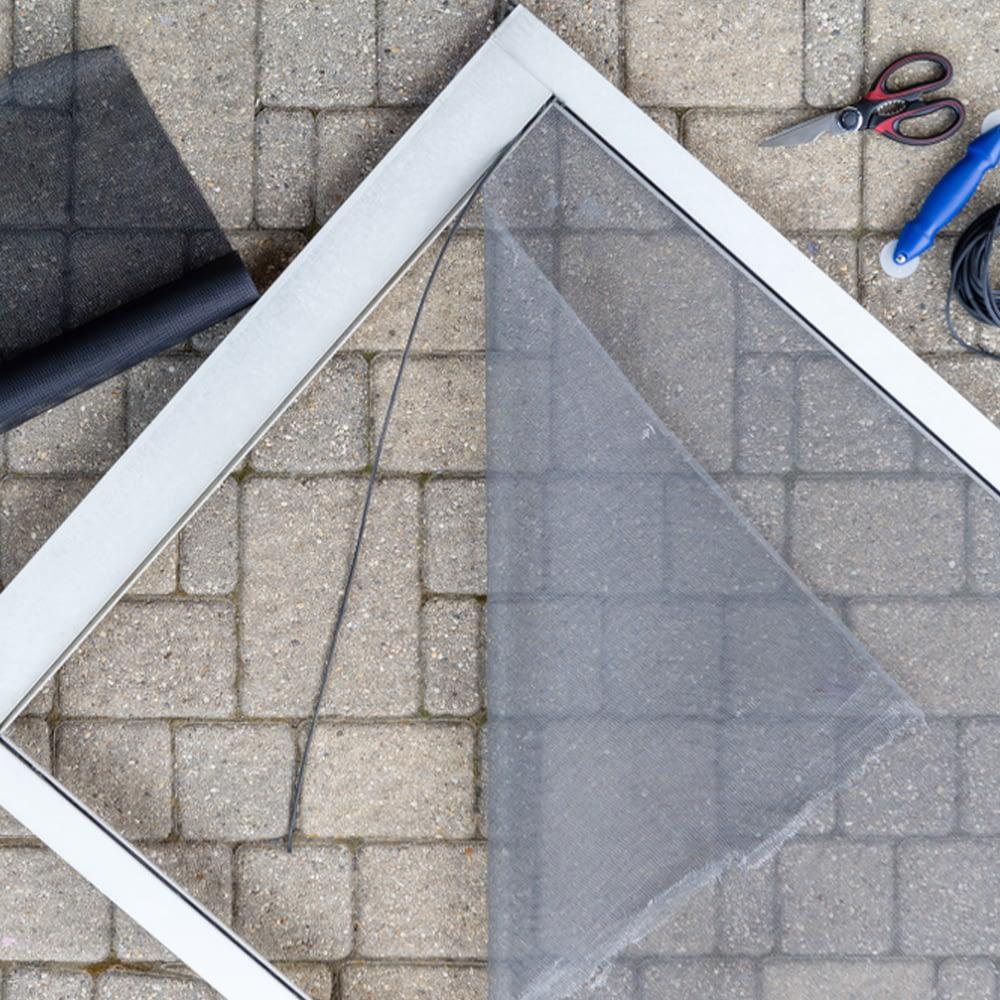 screen window repair