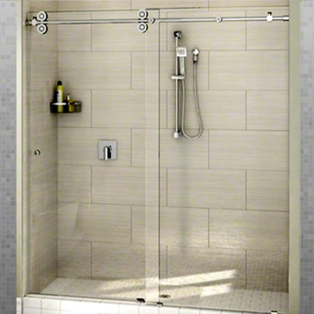 tiled or fiberglass installations