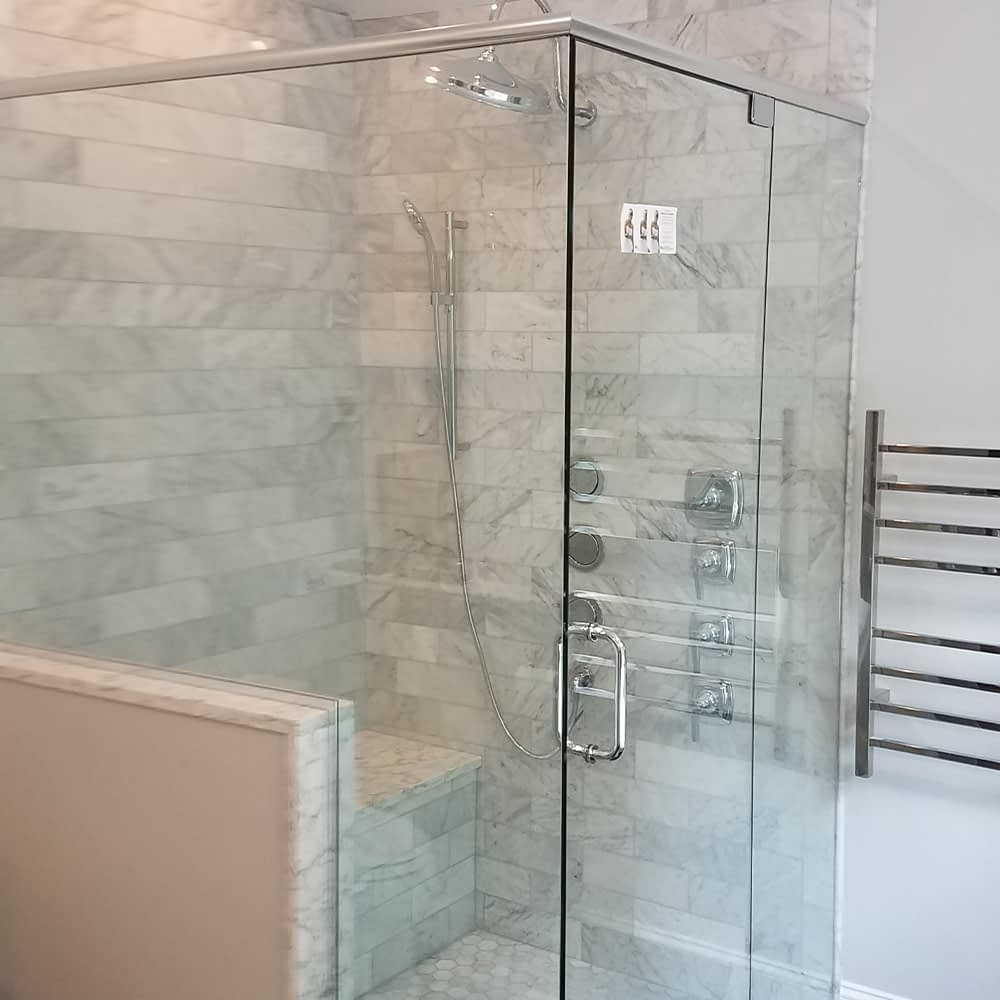 bath and shower doors